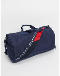 Tommy Hilfiger Sport Duffle Bag - Blue