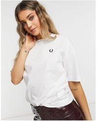 Fred Perry Tops for Women - Up to 70% off at Lyst.com