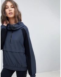 Free People - Movement Zip Up Jacket - Lyst