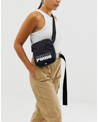 PUMA Portable Ii Crossbody Bag Black