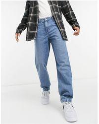 Levi's Youth - Jeans affusolati lavaggio medio U - Blu