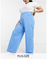 Collusion - Plus Super Wide Leg Trackies - Lyst