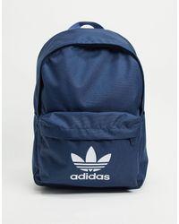 adidas Originals Темно-синий Рюкзак