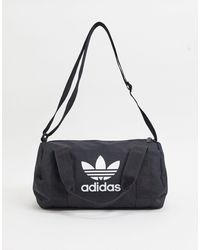 adidas Originals Trefoil Mini-duffeltas - Zwart
