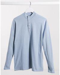 ASOS Camiseta holgada - Azul