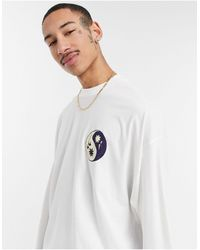 ASOS Maglietta oversize bianca - Bianco