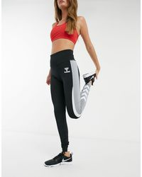 Hummel Oliza High Waist leggings - Black