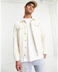 Tom Tailor Denim Jacket - White