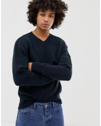 Weekday - Danny V-neck Sweater - Lyst