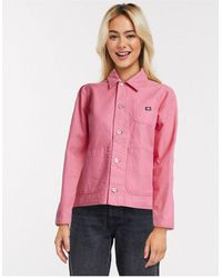 Dickies Toccoa Chose Jacket - Pink