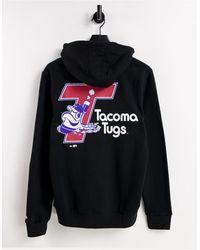 KTZ Minor Leage Tacoma Tugs Hoodie - Black