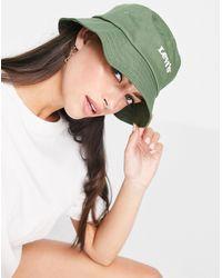 Levi's Зеленая Панама С Логотипом -зеленый Цвет
