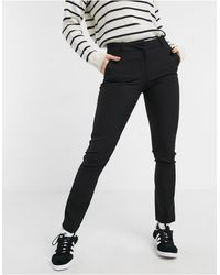 New Look Pantalon slim - Noir