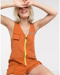 Nike Mini-tuta Sportswear Icon Clash - Arancione