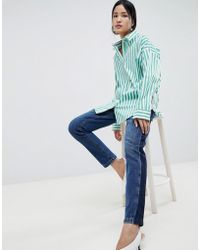 Gestuz - Wray Striped Shirt - Lyst