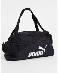 PUMA Phase Sports Bag - Black