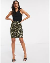B.Young B. Young Pencil Skirt - Black
