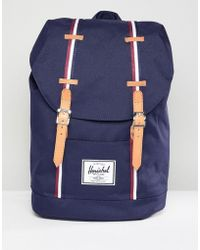 Herschel Supply Co. - Retreat Offset Backpack 19.5l - Lyst
