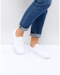 ASOS - Demby Lace Up Sneakers - Lyst