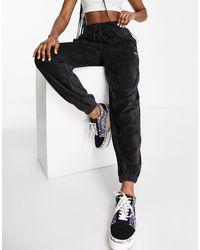 Vans Riley Ribbed sweatpants - Black