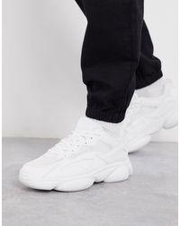 Loyalty & Faith Hamdan - Sneakers chunky bianche - Bianco