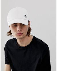 DIESEL – Mohawk – e Kappe mit Logo - Weiß