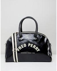 San Francisco 0780e 69fcb Bolsas de viaje Fred Perry de hombre desde 59 € - Lyst