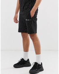 Mennace Co-ord Shorts - Black