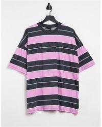 ASOS Oversized T-shirt - Pink