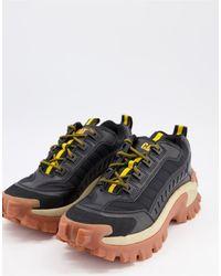 Caterpillar Cat Intruder Sneakers - Black