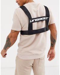 ASOS Chest Harness - Black