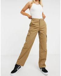 Pantalones Vans De Mujer Hasta El 64 De Descuento En Lyst Es