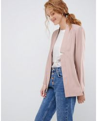 ASOS - Tailored Easy Chuck On Blazer - Lyst