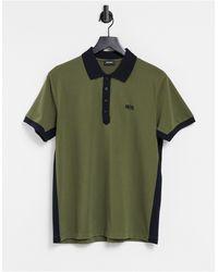 DIESEL T-skatt Polo Shirt - Green