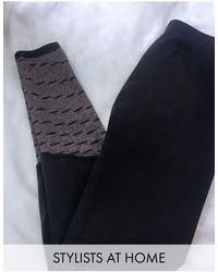 Vila Sporty leggings - Black
