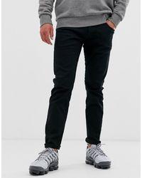 DIESEL D-Bazer - Jeans affusolati nero 0688H stay