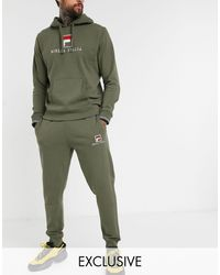 Fila Deno Essential jogger - Green