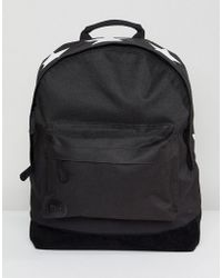 Mi-Pac - Topstars Black Backpack - Lyst
