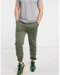 Jack & Jones Core Cuffed sweatpants - Green