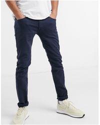 Jack & Jones Intelligence Skinny Fit Trousers - Blue