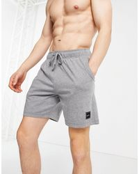 Hollister Lounge Shorts - Grey