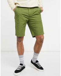 Timberland Shorts chinos - Verde