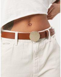 ASOS - Cintura per jeans per vita e fianchi - Lyst