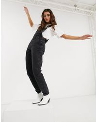 ONLY Dungaree - Black