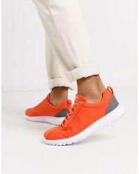 Camper Оранжевые Кроссовки Для Бега -оранжевый