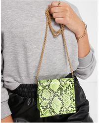 Truffle Collection Square Mini Cross Body Bag - Multicolour