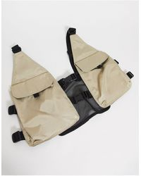 ASOS Chest Harness Bag - Multicolor