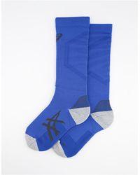 Asics Sokken - Blauw
