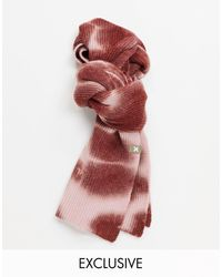 Collusion Unisex Scarf - Pink