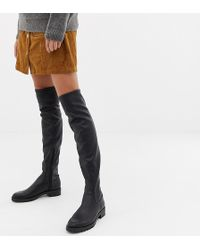c4d0b3b7faf Knee High Boot - Black